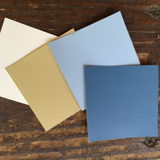 Blue Color Palette